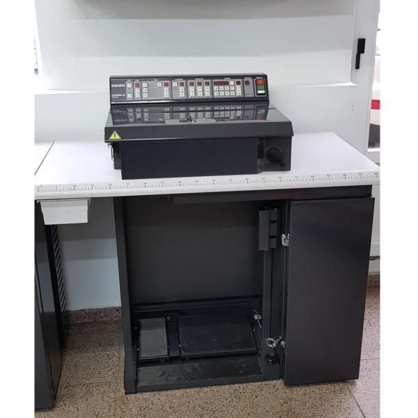 Máquina REBAJAR ELECTRONICA marca COMELZ modelo SS20.