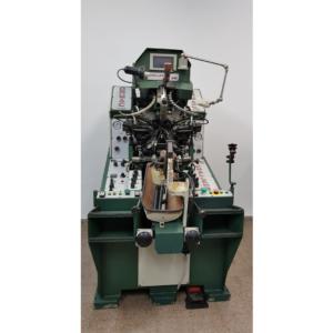 Máquina CENTRAR Y MONTAR PUNTAS marca ORMAC modelo CHALLENGER 835